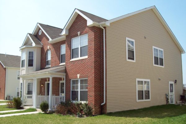 Lucien E. Blackwell Homes